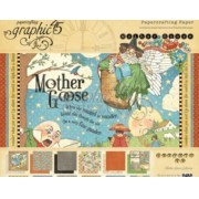 Paper Pad Mother Goose, Graphic45
