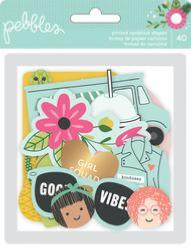 GIRL SQUAD EPHEMERA CARDSTOCK DIE-CUTS