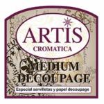 Medium Decoupage Artis Cromática